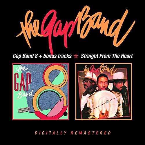 Gap Band 8 Plus Bonus Tracks / Straight From The Heart