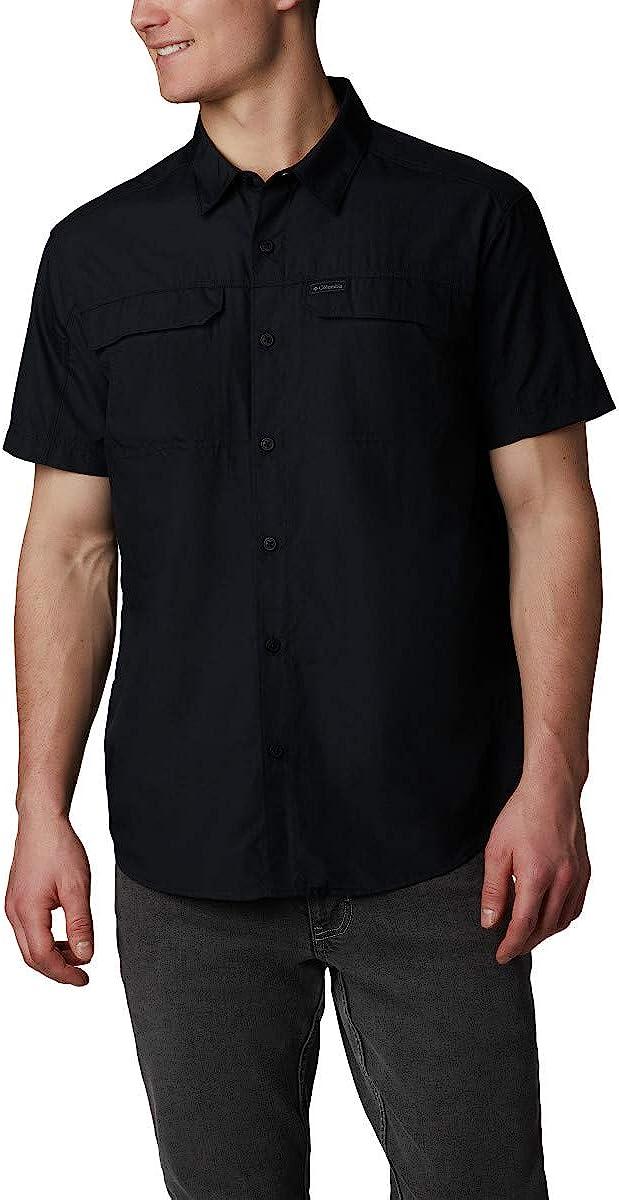 Columbia Mens Silver Ridge 2.0 Short Sleeve Shirt