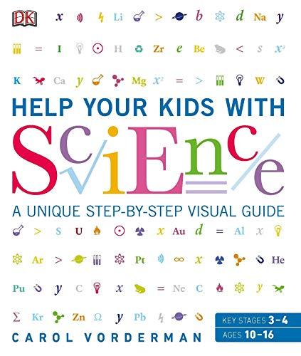 Help Your Kids with Science: A Unique Step-by-Step Visual Guide