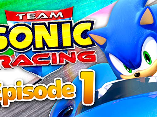 Clip: Team Sonic! Chapter 1! (Best Way To Crack Your Knuckles)