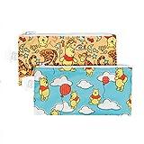 Bumkins Snack Bags, Reusable Fabric,...