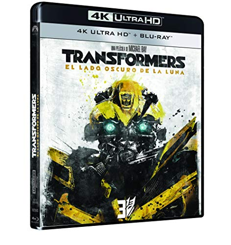 Transformers 3 (4K UHD + BD) [Blu-ray]
