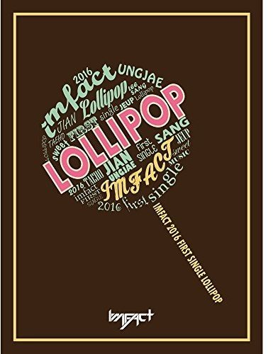 Lollipop (1st Single Album)