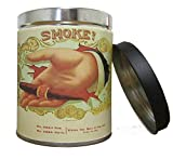Our Own Candle Company Smoke Eliminator Scented Candle in 13 Ounce Tin with a Vintage Cigar Hand...