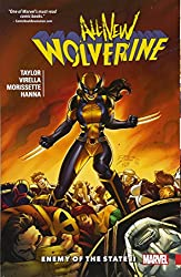 All-New Wolverine, vol 3