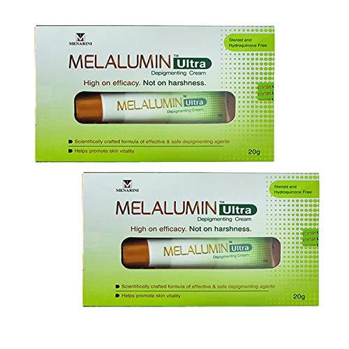 Melalumin Ultra Depigmenting Cream Pack of 2