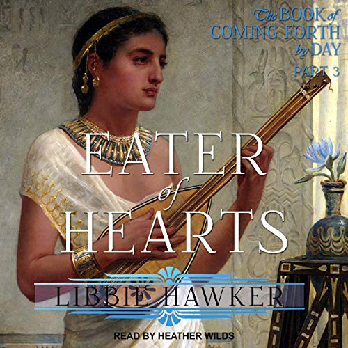 Eater of Hearts audiobook cover art