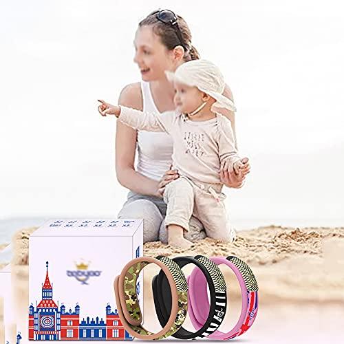 Muggenwerende Armband Non-woven Polsbandjes Voor Kinderen En Zwangere Vrouwen Zonder DEET Pure Plantaardige Etherische Olie Geurige Tabletten Baby Muggenwerende Armband