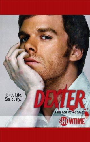 Dexter Poster TV 11x17 Michael C. Hall Jennifer Carpenter Devon Graye Julie Benz