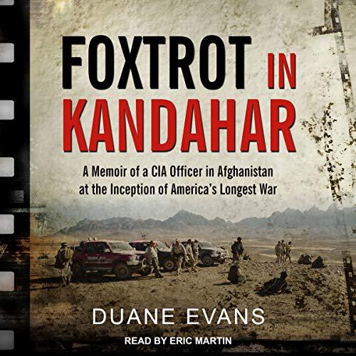 Foxtrot in Kandahar cover art
