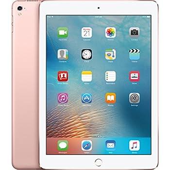 Apple iPad Pro Tablet  128GB Wi-Fi 9.7in  Rose  Renewed