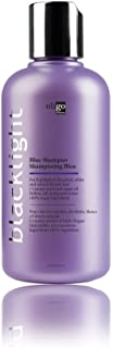Oligo Professionnel Blacklight Blue Shampoo (8.5 oz.) Protect Color Treated Hair | Extend Coloring, Lustrous Shine | Moisturizing Conditioner | Vegan Friendly