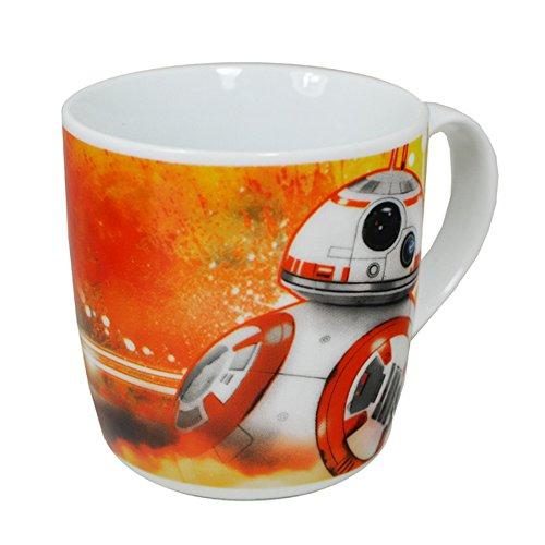 zak! Star Wars VII - BB-8 Keramiktasse orange