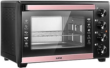 ASKLKD Horno para el hogar Pan de Pastel Multifuncional Hornear 35L Capacidad 70 ° C-230 ° C Regulación de Temperatura de área Ancha 120 Minutos de Largo Tiempo de Tiempo Herramientas de Cocina