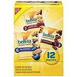 belVita Breakfast Biscuit Bites Variety Pack, 3 Flavors, 12 Packs