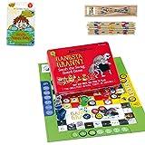 Price Toys David Walliams Colección de Juegos - Gangsta Granny Juego de Mesa y Eliminar Las Ratas! Juego de Cartas (Board Game/Card Game)