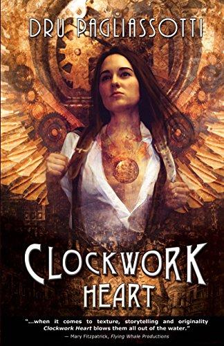 Book: Clockwork Heart (Clockwork Heart trilogy Book 1) by Dru Pagliassotti
