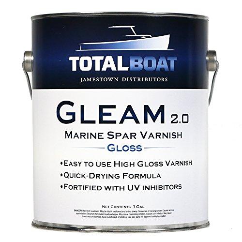 TOTALBOAT Gleam Marine Spar Varnish