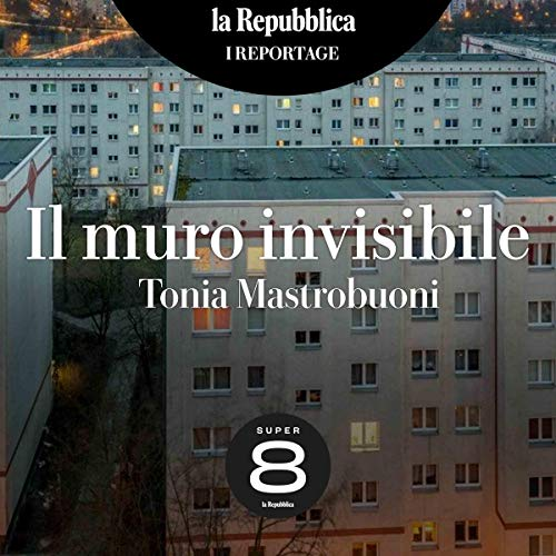 Il muro invisibile audiobook cover art