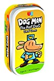 University Games Dog Man The Hot Dog Card Game for Ages 5 and Up, 2 to 4 Players Based on The Dog Man Books by Dav Pilkey (07011)