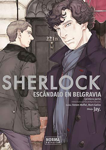 Sherlock: Escándalo en Belgravia (Primera Parte)