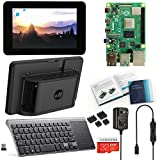 Vilros Raspberry Pi 4 4GB Desktop with Official 7 Inch Touchscreen and 10 inch Keyboard/Touchpad (4GB RAM)