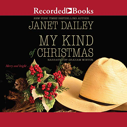 My Kind of Christmas audiobook cover art
