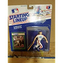 Starting Lineup (Line Up) 1988 Len Dykstra New York Mets Figure [Toy]