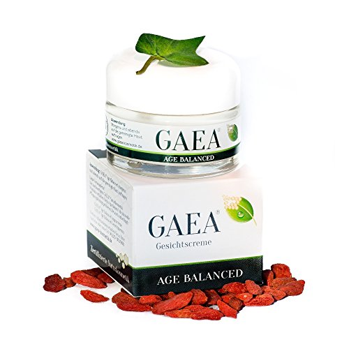 GAEA Age Balanced Gesichtscreme, 50ml