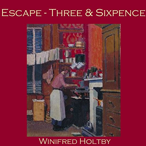 Escape - Three and Sixpence audiobook cover art