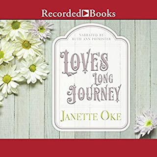 Love's Long Journey audiobook cover art