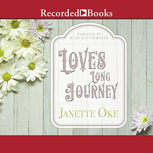 Love's Long Journey                   By:                                                                                                                                 Janette Oke                               Narrated by:                                                                                                                                 Ruth Ann Phimister                      Length: 8 hrs and 6 mins     166 ratings     Overall 4.7