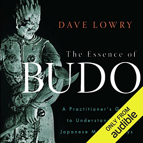 The Essence of Budo audiobook cover art