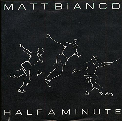 Half A Minute (7inch, 45rpm, PS)
