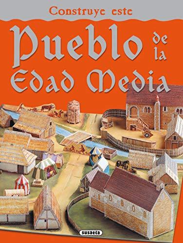 Pueblo De La Edad Media (Construcciones Recortables)