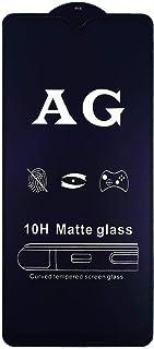 AG Anti-Blue Matte Tempered Glass Screen Protector, Anti Fingerprint, Laser Cut, Full Glue, 10H Hardness, Easy Installatio...