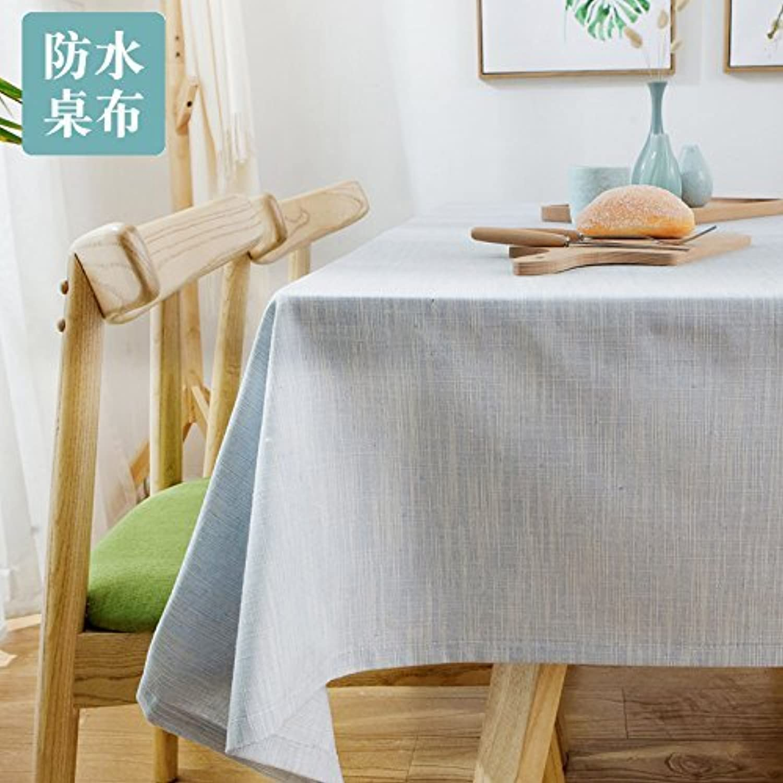 suministro de productos de calidad WCZ Pao Pao Pao de Tabla Simple del hogar de la Tela de la Prenda Impermeable del Algodón del Estilo Europeo,DD,130x240cm  ahorra hasta un 80%