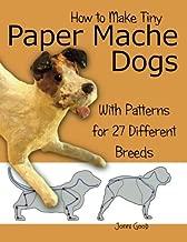 easy paper mache dog