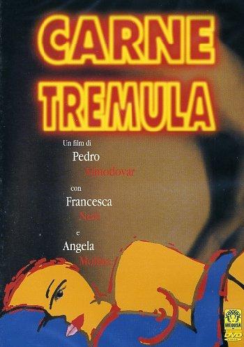 Carne Tremula [Italia] [DVD]