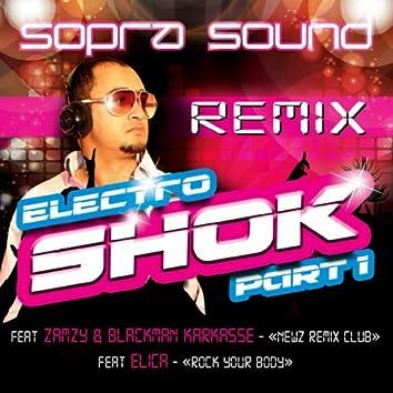 Electro Shok Remix, vol. 1