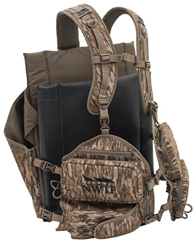 ALPS OutdoorZ NWTF Impact Turkey Vest Standard, Mossy Oak Bottomland