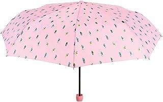 Taglia Unica Talla del Fabricante Tal Y Como Aparece En La Etiqueta Unisex-Adulto PERLETTI Paraguas Transparente Infant Rosa 67cm Ombrello Multicolore Multicolor 000