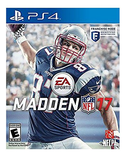 Brand New Madden NFL 17 - Standard Edition - PlayStation 4
