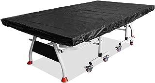 Lumpna Table Tennis Cover, Outdoor Waterproof Shade Dustproof Sports -Pong Cloth Case Desk Protective Folding Storage Garden Accessories
