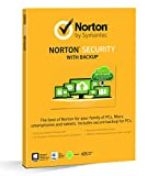 Symantec Norton Security with Backup (For 10 Devices)