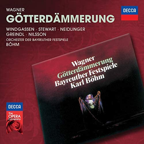 Wolfgang Windgassen, Thomas Stewart, Gustav Neidlinger, Josef Greindl, Birgit Nilsson, Orchester der Bayreuther Festspiele & Karl Böhm