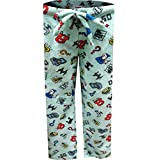 Underboss Women's Monopoly Icons Soft and Cozy Plush Lounge Pants (X-Large)