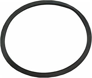 Mirro 92512 Pressure Cooker and Canner Gasket for Model 92112 and 92122, 12-Quart and 22-Quart, Black