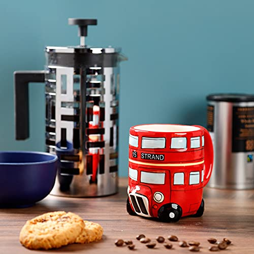 Puckator 3D Shaped Routemaster London Red Bus Mug