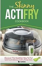 tfal actifry recipes